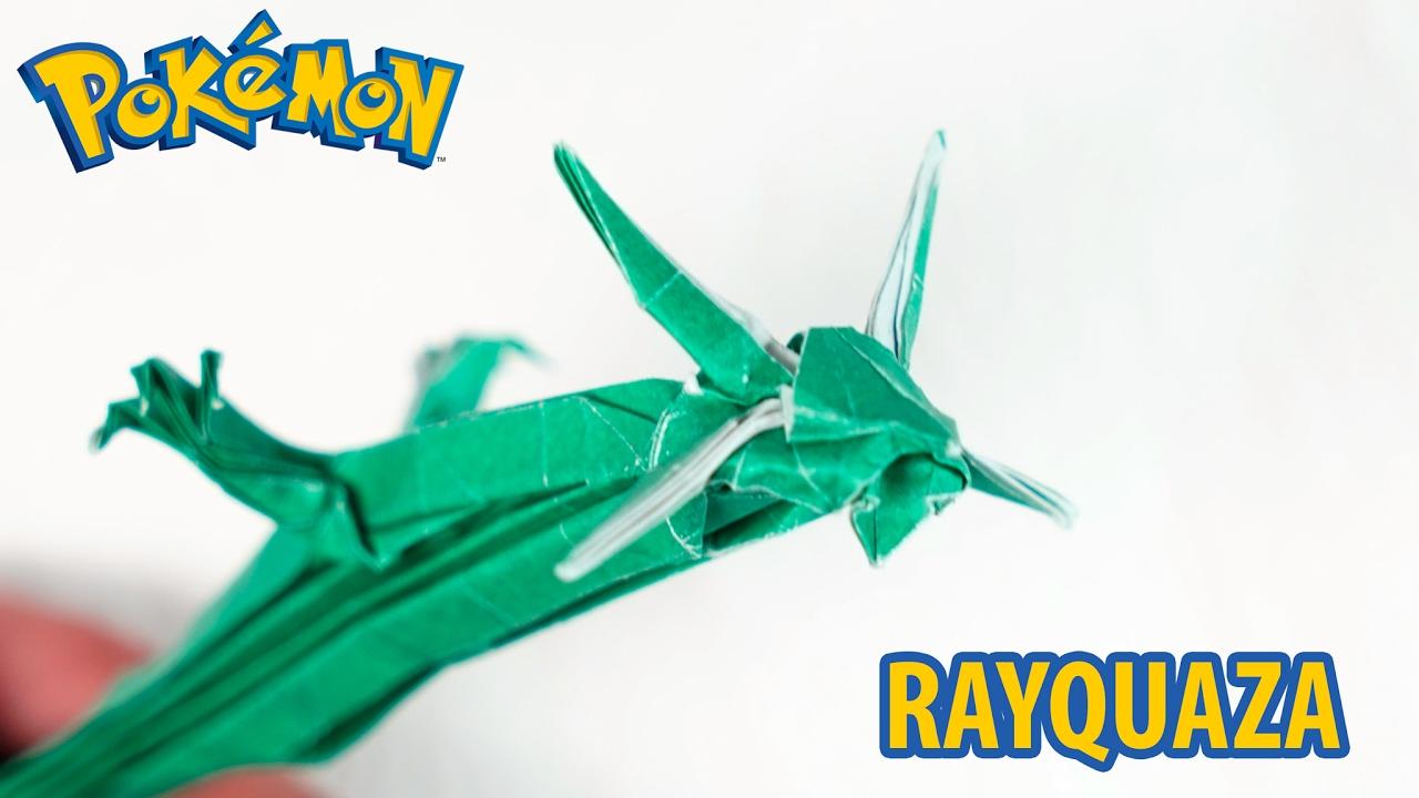 Charmander Charmelion Charizard | Origami Pokemon! | 720x1280