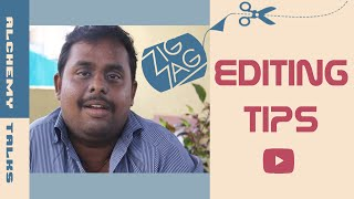 Tamil Short Film : Editing Tips Overview : Film Making Editing