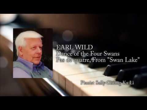 "EARL WILD - Dance of the Four Swans Pas de quatre, From ""Swan Lake"""