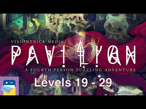Pavilion Touch Edition: Levels 19 20 21 22 23 24 25 26 27 28 29 Walkthrough (by Visiontrick Media)