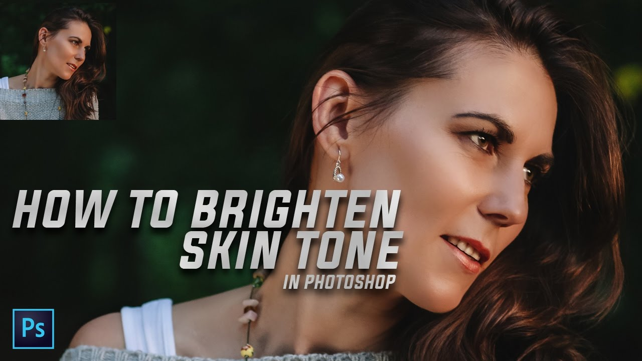 how to change skin color in photoshop