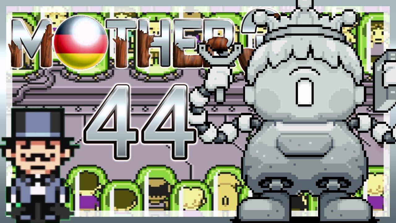 MOTHER 3 [DEUTSCH PATCH] # 44 🌏 Porkystatue-Bosskampf und kindische Spielchen!