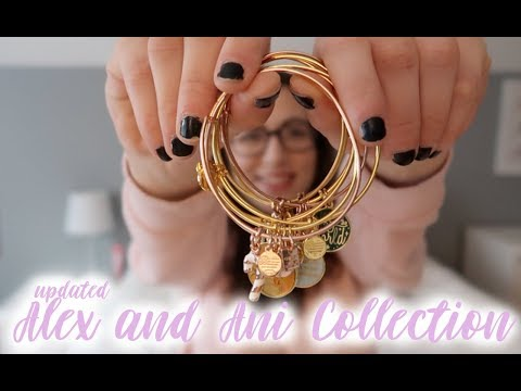 Updated Alex & Ani Collection | 2018