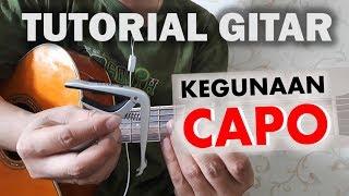 Capo Gitar Aluminium Murah Meriah Akustik Bass Elektrik