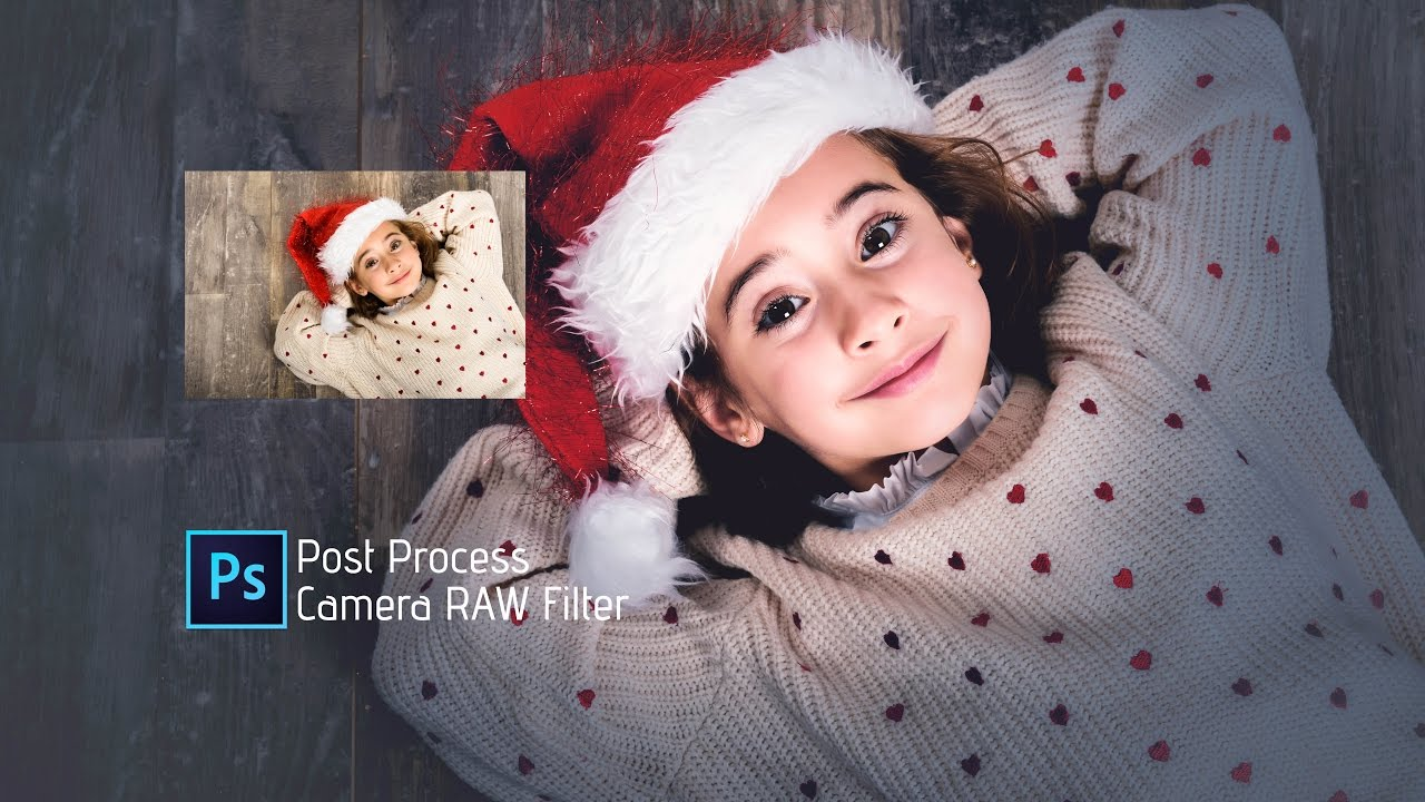 how to add a filter to photoshop 2017