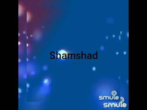 Juda hoke bhi-Aadat || shamshad