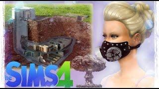 ✩ Бункер в The Sims 4✩ Строительство в Симс 4 ✩