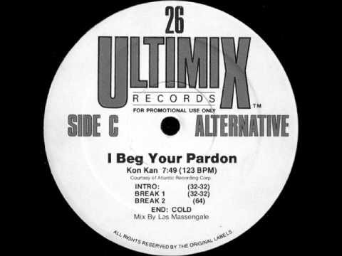 Kon Kan I Beg Your Pardon Mix By Les Massengale) Ultimix
