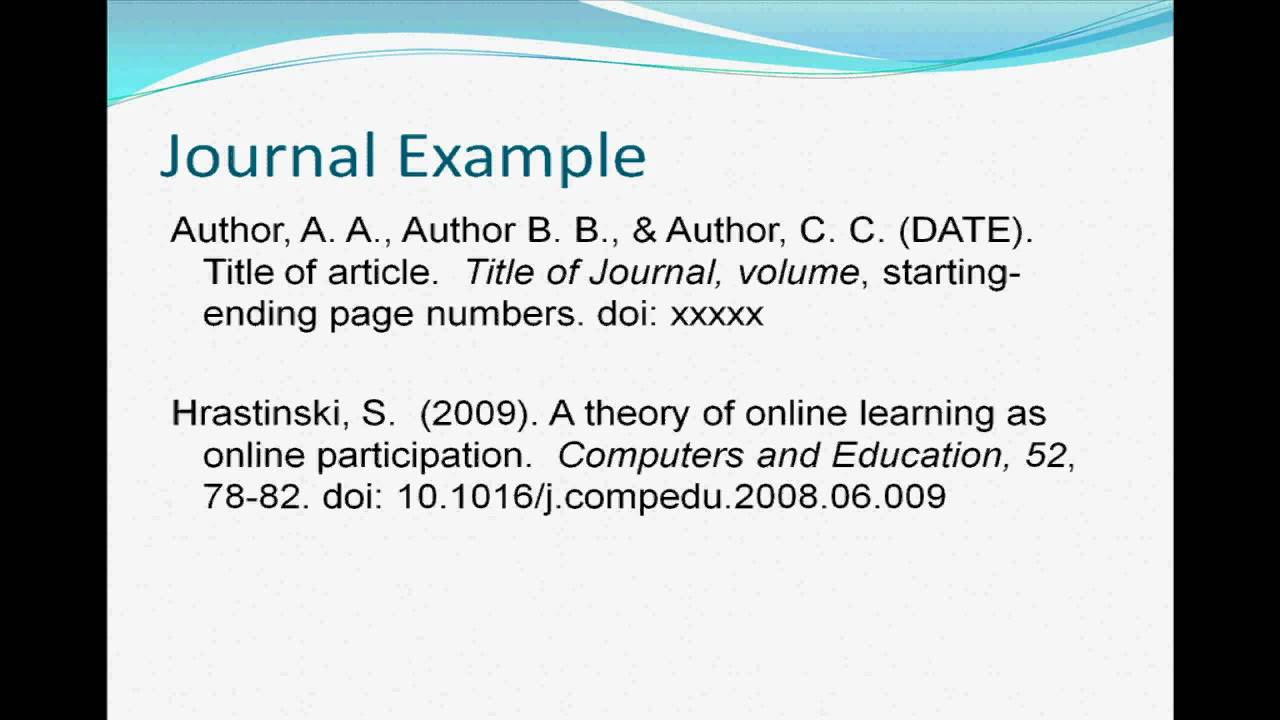 Citing a website in apa format 6th edition persuasive editor services gb