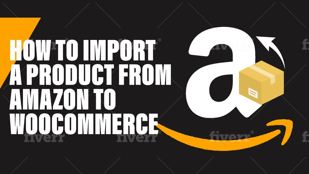 woocommerce Amazon dropshipping [WOOSHARK][version 2