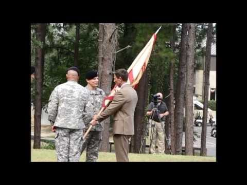 USAG Fort Polk Change of Command & Change of Responsibility Ceremony 19Jul13