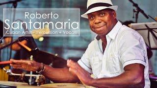Roberto Santamaria  |  Latin Jazz Stars  |  Audi Forum(Latin Jazz Konzert im Audi Forum - Ingoldstadt 25 . Juni . 2015., 2015-08-20T09:22:19.000Z)
