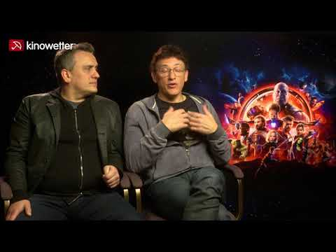 Interview Joe Russo  &  Anthony Russo AVENGERS: INFINITY WAR