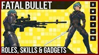 Class Roles, Skills & Gadgets In Sword Art Online: Fatal Bullet