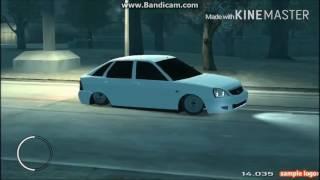 GTA 4 Бпан без посадки авто нет. Приора с бассами #3