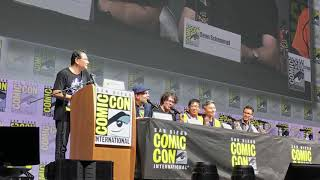 SDCC 2018: DRAGON BALL Z Panel (Part 1)