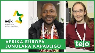 Projekto AEJK – Afrika-Eŭropa Junulara Kapabligo