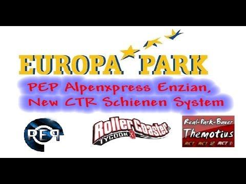 PEP Alpenexpress Enzian POV Video by themotius