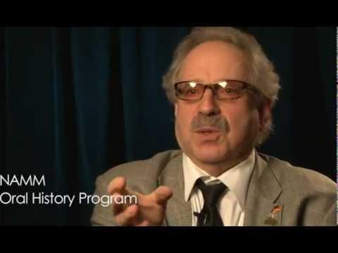 Jon Hammond | NAMM.org Oral History Interview Full Unedited