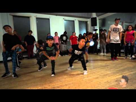 GET UGLY by JASON DERULO | Aidan Prince | Choreography by Matt Steffanina
