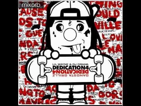 Lil Wayne - Burn (Dedication 4) W/Lyrics