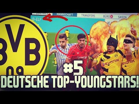 KLEINE DEUTSCHE N11 BEIM BVB!?? - BVB MANAGERDUELL KARRIEREMODUS w/ Combenser (Deutsch/HD)