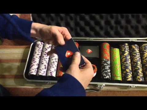 Покерный набор от PokerStars