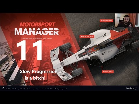Mediocre is not enough! Motorsport Manager Difficult Challenge!