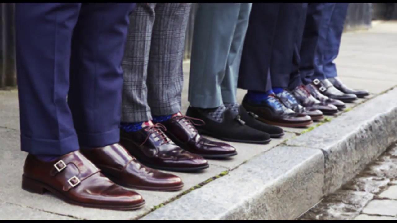 6fa25615f4b Los Zapatos Hacen Al Hombre - YouTube