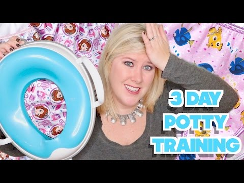 How To Potty Train In Days
