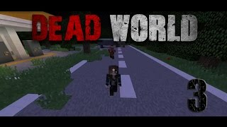 DEAD WORLD | cap. 3| Minecraft Victor Zoombie