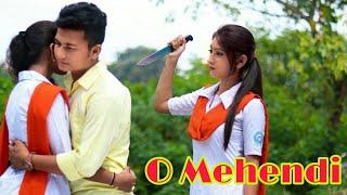 O Mehndi Pyar Wali Hathon Pe Lagaogi Dil Tod Ke Hasti Ho Mera | Official Song | Keshab Day. Love Sin