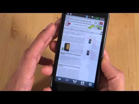 LG P936 Optimus True HD LTE - Internet - Teil 3
