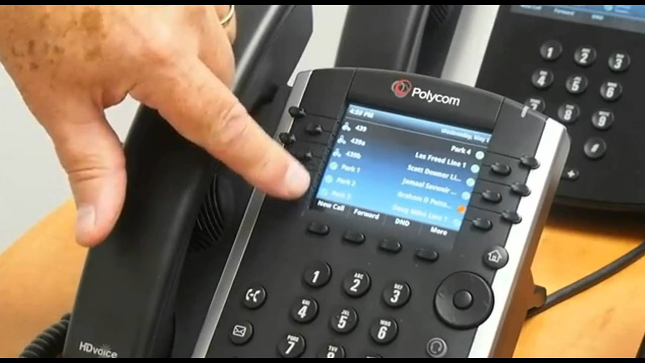 AccuVoIP Services VoIP Phone Systems Polycom VVX Phones Overview ...