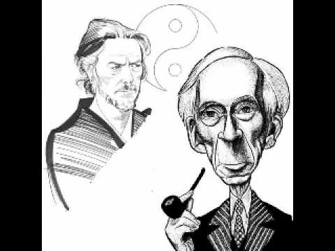 Alan Watts interviews Bertrand Russell Part 1 of 6