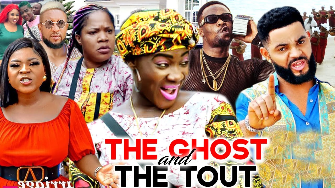 """Download THE GHOST AND THE TOUT 1&2- """"NEW MOVIE""""(MERCY JOHNSON)2021 LATEST NIGERIAN MOVIE"""