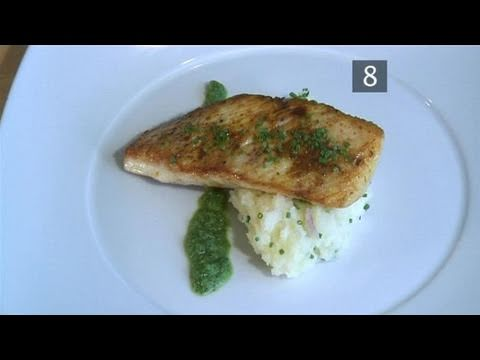 How To Cook A Fillet Of John Dory And Mash - YouTube