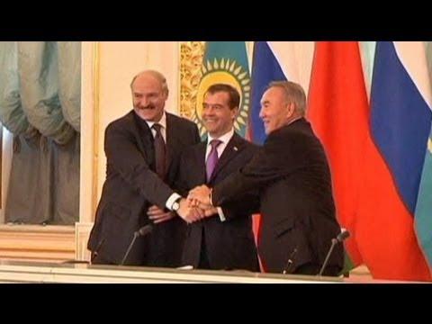 """A volta da União Soviética? Rússia, Belarus e Cazaquistão formam o governo supranacional da """"União Euroasiática"""""""