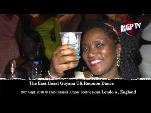 East Coast Guyana UK Reunion Dance 24th Sept.2016