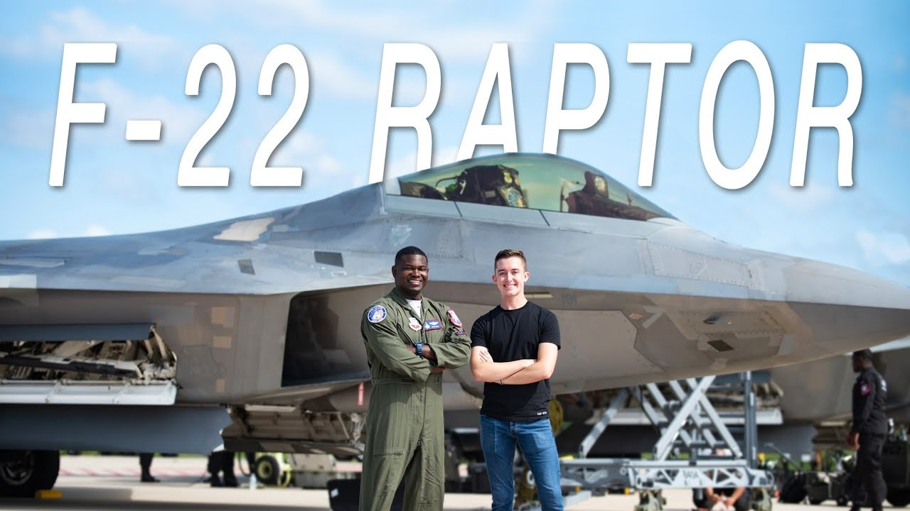 Download You'll Want To Fly The F-22 Raptor After Watching This