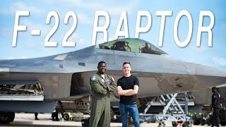 You'll Want To Fly The F-22 Raptor After Watching This