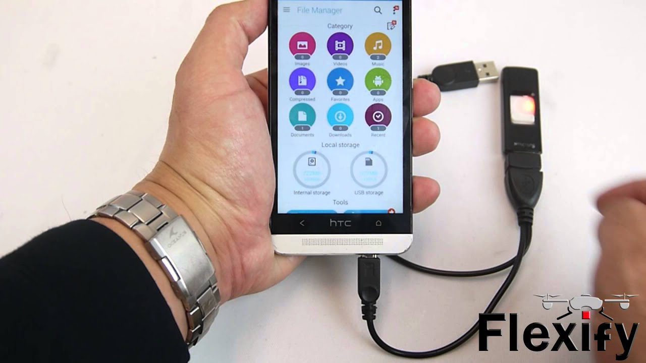 How to Check Your Smartphone Support OTG Device?