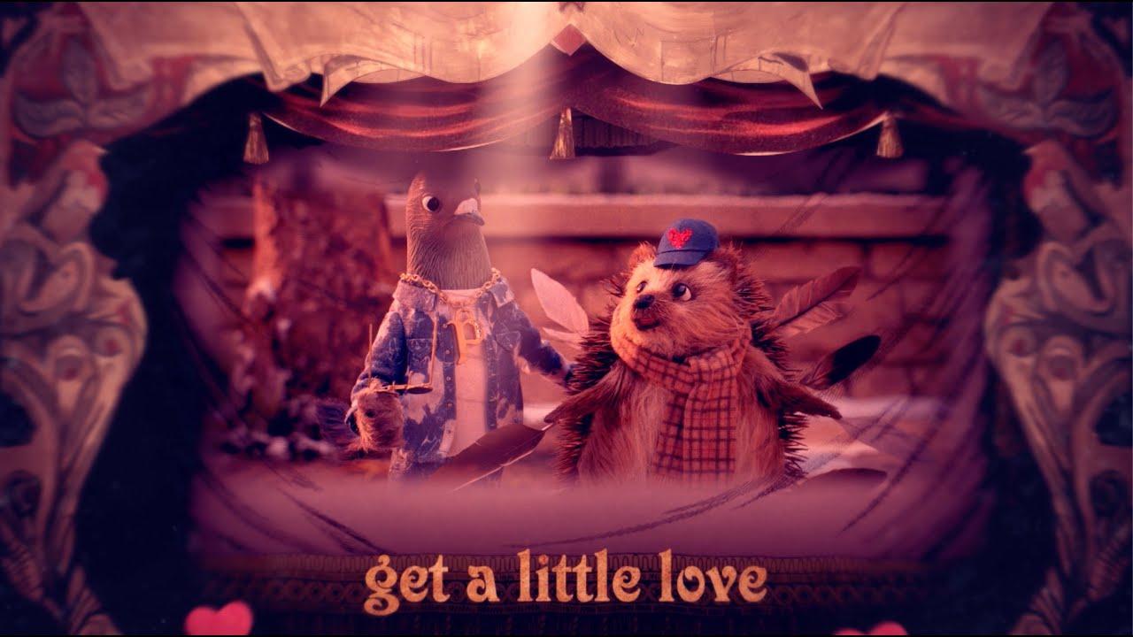 Celeste | A Little Love (lyric video) | John Lewis & Waitrose Christmas 2020 Ad