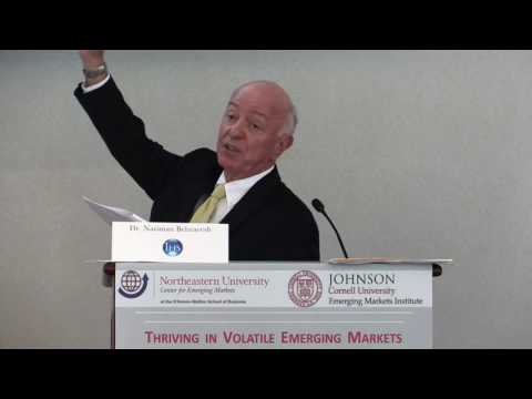 Outlook for Emerging Markets - Nariman Behravesh, IHS Global Insight