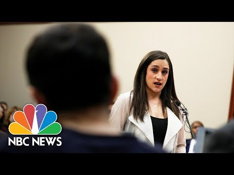 Team USA Gymnasts Testify Before Congress About Larry Nassar Abuse | NBC News