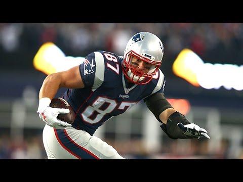 "Rob Gronkowski || ""Superhero"" || New England Patroits Highlights Mix"