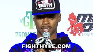 """STOP WITH THE CAP"" - ERROL SPENCE KEEPS IT REAL ON CAR ACCIDENT & ""100% ON POINT"" FOR DANNY GARCIA"