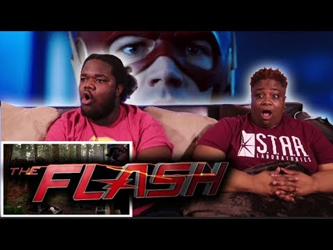 The Flash Season 4 Episode 18 : REACTION WITH MOM!!