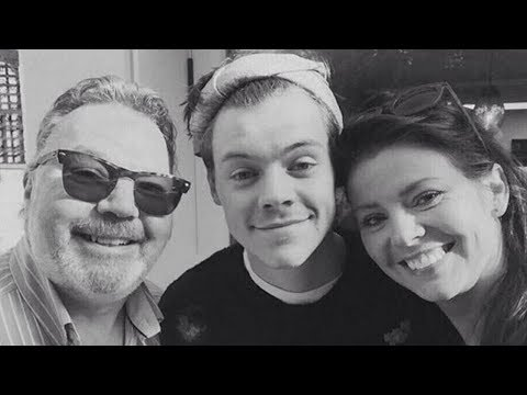 Harry Styles Mourns Death Of Stepfather & One Direction Bandmates Pay Tribute Mp3
