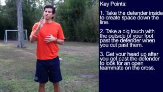 How to Dribble like a Winger - Online Soccer Academy